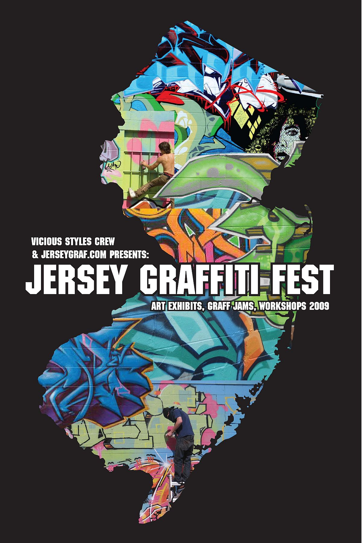 Jersey graffiti jam complete flyer and map jerseygraf new jersey graffiti jam complete flyer and map gumiabroncs Choice Image