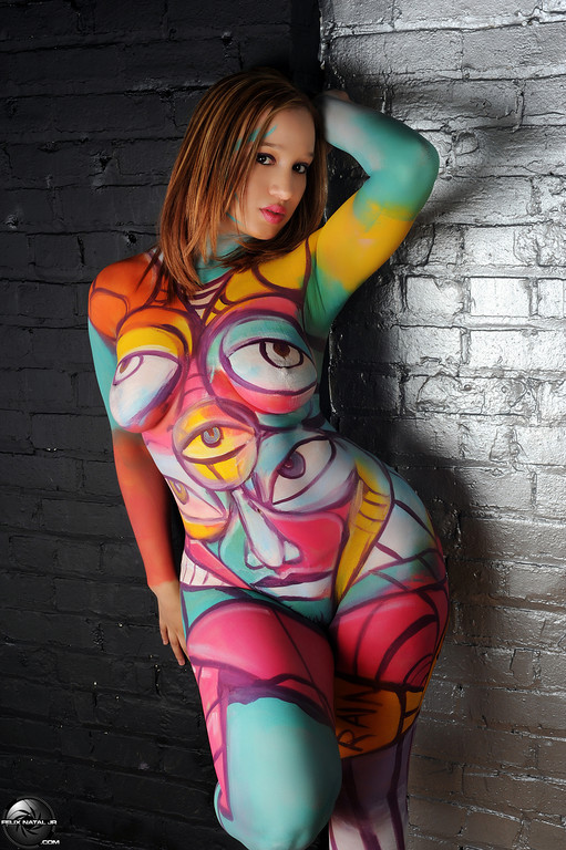 Body Paint Screw