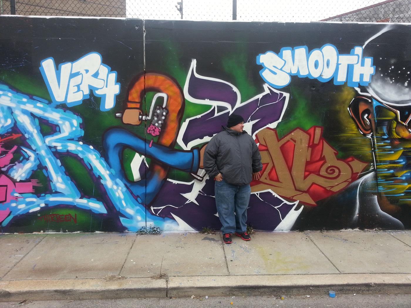 Graffiti Pieces 2013