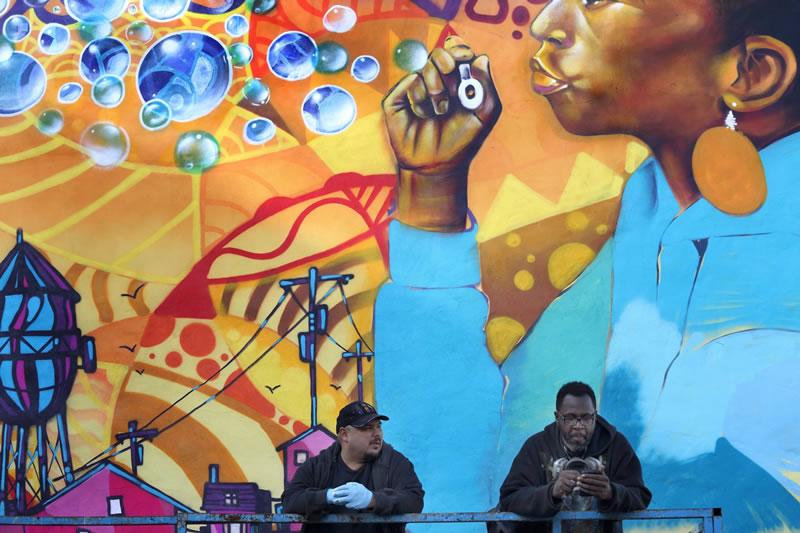 City of Dreams Mural