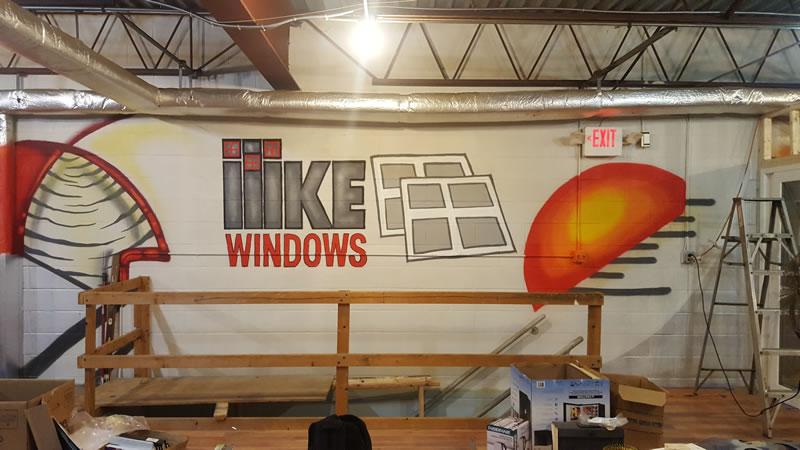 I Like Windows Office and Van