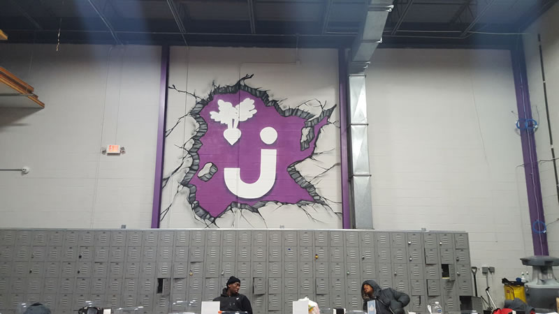 Jet.com Burlington Murals
