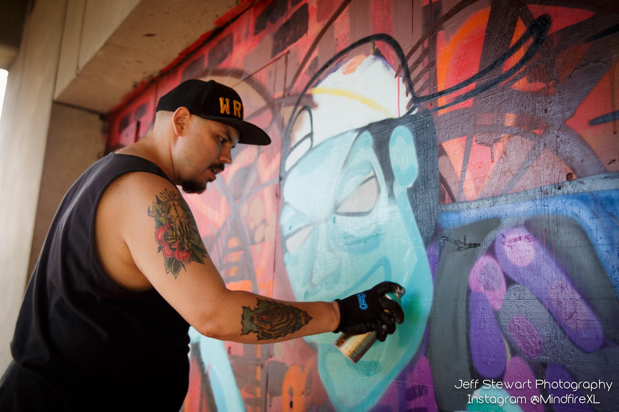 Artistic Rehabilitation by Leon Rainbow