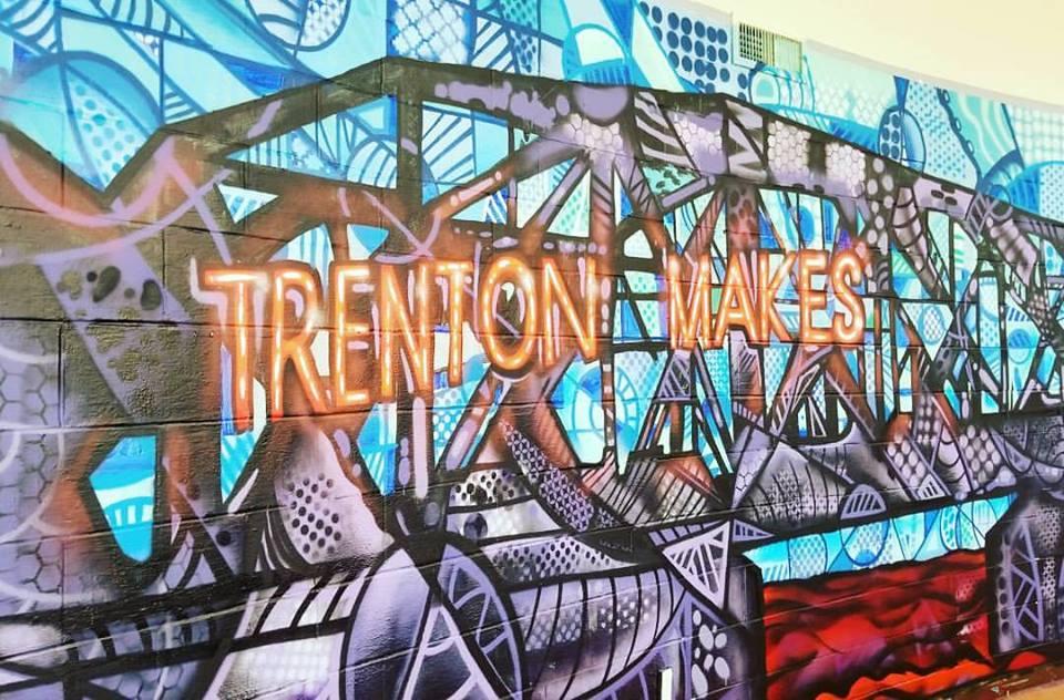 Trenton Makes Mural