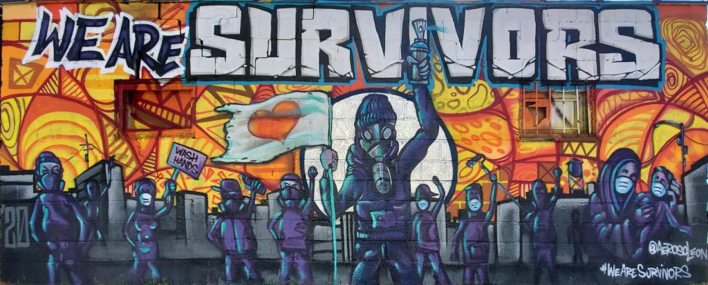 We Are Survivors Wall – Part 1
